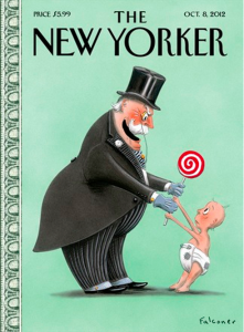 Career Coach Cameron in The New Yorker