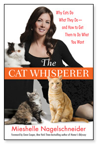 Cat Whisperer book cover